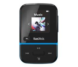Odtwarzacz MP3 SanDisk Clip Sport Go 16GB niebieski