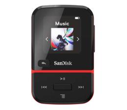 Odtwarzacz MP3 SanDisk Clip Sport Go 16GB czerwony