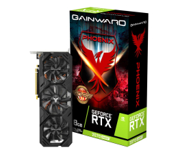Karta graficzna NVIDIA Gainward GeForce RTX 2070 SUPER Phoenix GS 8GB GDDR6