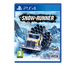 Gra na PlayStation 4 PlayStation SnowRunner