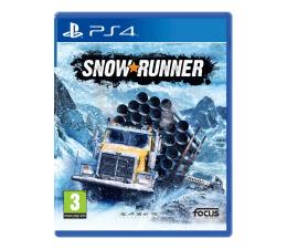 Gra na PlayStation 4 PlayStation SnowRunner