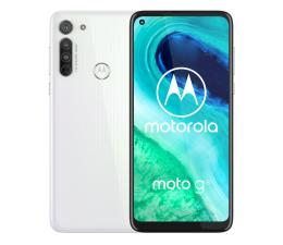 Smartfon / Telefon Motorola Moto G8 4/64GB Holo White