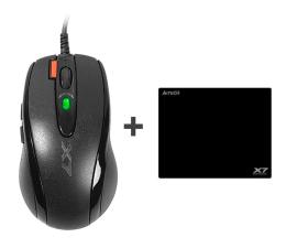 Myszka przewodowa A4Tech X710 + X7