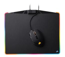 Myszka przewodowa Corsair Scimitar Pro (czarna) + MM800 Polaris RGB