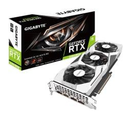 Karta graficzna NVIDIA Gigabyte GeForce RTX 2060 SUPER GAMING OC WHITE 8GB GDDR6