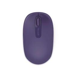 Myszka bezprzewodowa Microsoft 1850 Wireless Mobile Mouse (fioletowa)