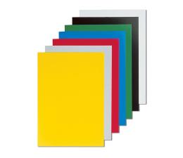Okładki do bindowania Fellowes Okładki kartonowe Chromo A4 czarne 100 szt.
