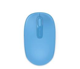 Myszka bezprzewodowa Microsoft 1850 Wireless Mobile Mouse Cyan Blue
