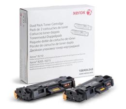Toner do drukarki Xerox 106R04349 black dual pack 2x3000str.