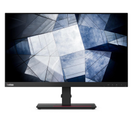 "Monitor LED 24"" Lenovo ThinkVision P24h-20 czarny"
