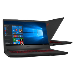 "Notebook / Laptop 15,6"" MSI GF65 i5-9300H/16GB/512/Win10X RTX2060 120Hz"