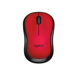 Myszka bezprzewodowa Logitech M220 Silent (czerwona)