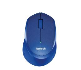Myszka bezprzewodowa Logitech M330 Silent Plus (niebieska)