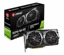 Karta graficzna NVIDIA MSI GeForce GTX 1650 GAMING 4G GDDR5