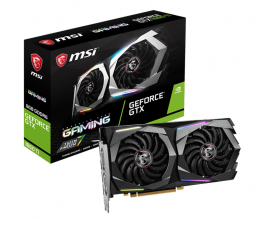 Karta graficzna NVIDIA MSI GeForce GTX 1660 Ti GAMING 6G GDDR6