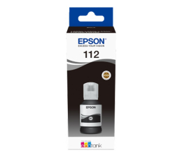Tusz do drukarki Epson 112 black 7500str. (C13T06C14A)