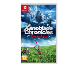 Gra na Switch Switch Xenoblade Chronicles: Definitive Edition