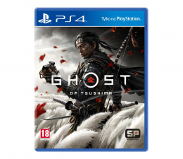 Gra na PlayStation 4 PlayStation Ghost of Tsushima Standard+