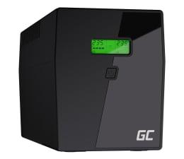 Zasilacz awaryjny (UPS) Green Cell UPS (1500VA/900W,  4x Schuko, AVR, LCD)