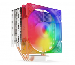 Chłodzenie procesora SilentiumPC Spartan 4 Max Evo ARGB 120mm
