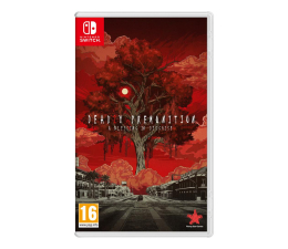 Gra na Switch Switch Deadly Premonition 2
