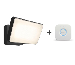 Inteligentna lampa Philips Hue White and Color Ambiance Zestaw (Discover+Mostek)