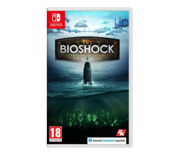Gra na Switch Switch Bioshock: Collection