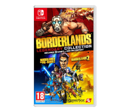 Gra na Switch Switch Borderlands: Legendary Collection