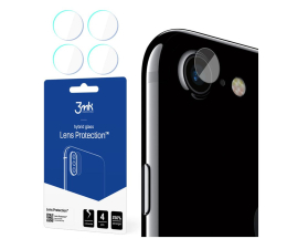 Folia / szkło na smartfon 3mk Lens Protection na Obiektyw do iPhone 7/8/SE
