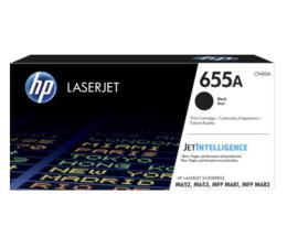 Toner do drukarki HP 655A black 12500str.