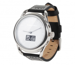 Smartwatch Kruger&Matz Hybrid srebrny