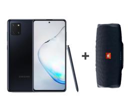 Smartfon / Telefon Samsung Galaxy Note 10 Lite N770F Black + JBL Charge 4