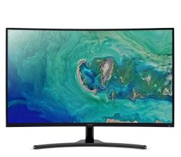 """Monitor LED 32"""" i większy Acer ED322QRPBMIIPX Curved czarny"""