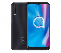 Smartfon / Telefon Alcatel 1S (2020) NFC  szary