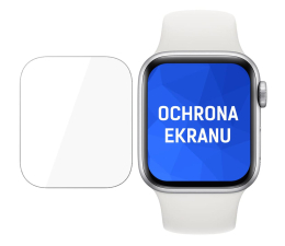 Folia ochronna na smartwatcha 3mk Watch Protection do Apple Watch