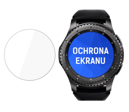 Folia ochronna na smartwatcha 3mk Watch Protection do Gear S3 / Galaxy Watch