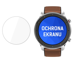 Folia ochronna na smartwatcha 3mk Watch Protection do Xiaomi Amazfit GTR