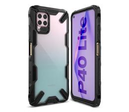 Etui / obudowa na smartfona Ringke Fusion X do Huawei P40 Lite czarny