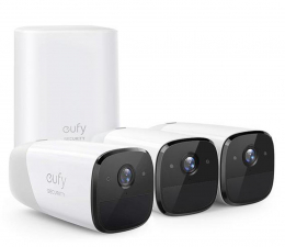 Inteligentna kamera Eufycam EUFYCAM 2 (3+1) FullHD IP67 (3szt. + HomeBase2)