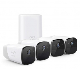 Inteligentna kamera Eufycam EUFYCAM 2 (4+1) FullHD IP67 (4szt. + HomeBase2)