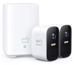 Inteligentna kamera Eufycam EUFYCAM 2C (2+1) FullHD IP67 (2szt. + HomeBase2)
