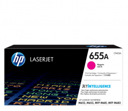 Toner do drukarki HP 655A magenta 10500str.
