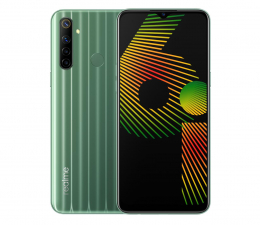 Smartfon / Telefon Realme 6i 4+128GB Green Tea