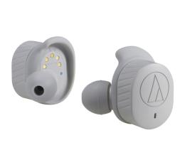 Słuchawki bezprzewodowe Audio-Technica ATH-SPORT7TW Szary