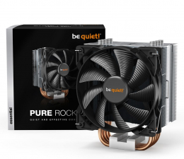 Chłodzenie procesora be quiet! Pure Rock 2  Srebrny 120mm