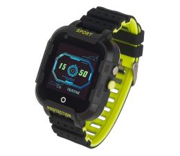 Smartwatch dla dziecka Garett Kids 4G czarny