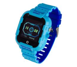 Smartwatch dla dziecka Garett Kids 4G niebieski