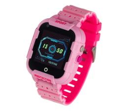 Smartwatch dla dziecka Garett Kids 4G różowy