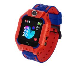 Smartwatch dla dziecka Garett Kids Play czerwony