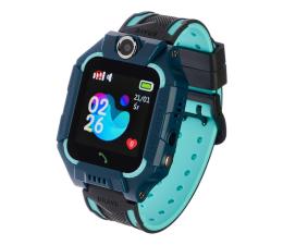 Smartwatch dla dziecka Garett Kids Play zielony